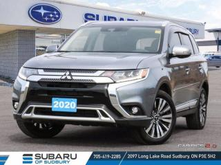 Used 2020 Mitsubishi Outlander ES - ONE OWNER ! for sale in Sudbury, ON