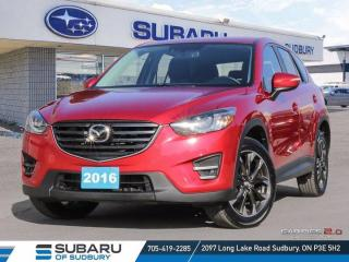 Used 2016 Mazda CX-5 GT - BOSE SOUND SYSTEM - BACK UP CAMERA ! for sale in Sudbury, ON