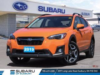 Used 2019 Subaru XV Crosstrek Limited - ONE OWNER - CLEAN CARFAX ! for sale in Sudbury, ON