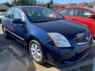 Used 2012 Nissan Sentra Berline 4 portes I4, CVT 2,0 SL for sale in Trois-Rivières, QC