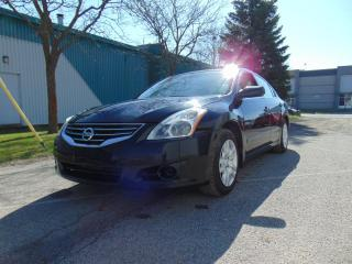 Used 2012 Nissan Altima *****TRES PROPRE*****A/C*****INSPECTE*** for sale in St-Eustache, QC