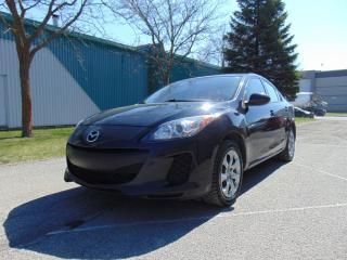 Used 2013 Mazda MAZDA3 ****FINANCEMENT RAPIDE******INSPECTE**** for sale in St-Eustache, QC