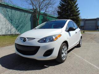 Used 2012 Mazda MAZDA2 *******TRES ECONOMIQUE******FINANCEMENT* for sale in St-Eustache, QC