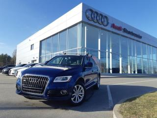 Used 2014 Audi Q5 3.0L Technik for sale in Sherbrooke, QC