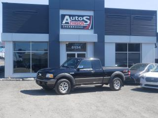 Used 2008 Ford Ranger FX4 4 X 4 + BAS KILO + INSPECTÉ for sale in Sherbrooke, QC