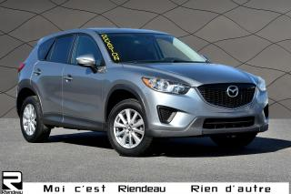 Used 2015 Mazda CX-5 FWD GX BLUETOOTH AIR CLIMATISÉ for sale in Ste-Julie, QC