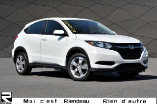 Used 2018 Honda HR-V LX + AWD + camera + a/c for sale in Ste-Julie, QC
