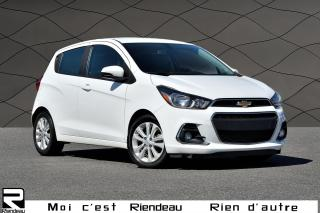 Used 2017 Chevrolet Spark LT + Camera + A/C for sale in Ste-Julie, QC