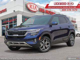 Used 2021 Kia Seltos SELTOS EX PREMIUM AWD for sale in Oakville, ON