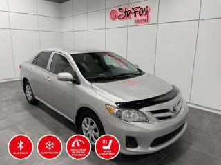 Used 2012 Toyota Corolla CE - SIÈGES CHAUFFANTS for sale in Québec, QC