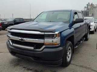 Used 2018 Chevrolet Silverado 1500 Camion de travail cabine multiplace 143, for sale in Ste-Brigitte-de-Laval, QC