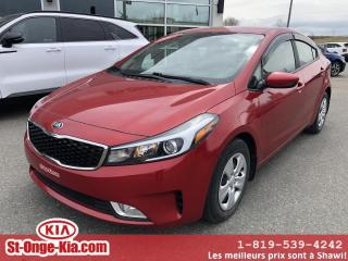 Used 2017 Kia Forte LX+ LX TAUX CERTIFIÉ KIA à partir de 2.7 for sale in Shawinigan, QC