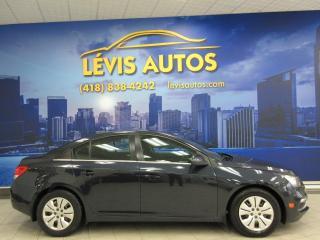 Used 2015 Chevrolet Cruze LT AUTOMATIQUE AIR CLIMATISE 71500KM TOU for sale in Lévis, QC