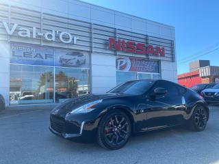 Used 2016 Nissan 370Z *** RARE + BAS KILO *** for sale in Val-d'Or, QC