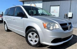 Used 2011 Dodge Grand Caravan ***SXT,STOW&GO,A/C,MAGS,AUBAINE*** for sale in Longueuil, QC