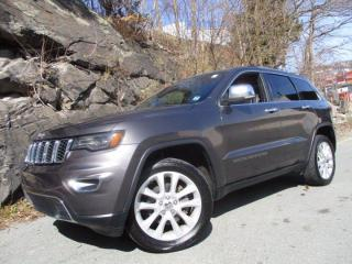 Used 2017 Jeep Grand Cherokee Limited for sale in Halifax, NS