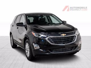 Used 2018 Chevrolet Equinox LT A/C MAGS CAMERA DE RECUL for sale in St-Hubert, QC