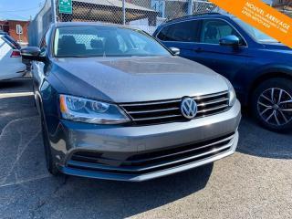 Used 2015 Volkswagen Jetta Man Trend 1.8 TSI + Caméra + Bluetooth for sale in Québec, QC