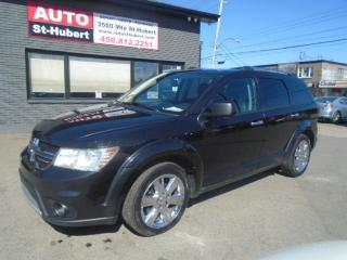Used 2011 Dodge Journey RT AWD for sale in St-Hubert, QC