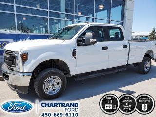 Used 2019 Ford F-250 XL cabine 6 places 4RM caisse de 8 pi for sale in Laval, QC