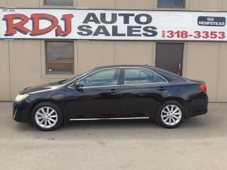 Used 2014 Toyota Camry XLE ACCIDENT FREE,ONLY 33000KM for sale in Hamilton, ON
