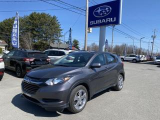 Used 2018 Honda HR-V LX Traction Intégrale CVT for sale in Victoriaville, QC