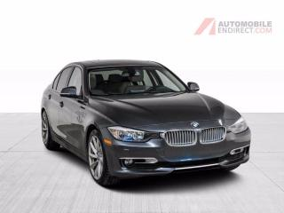 Used 2014 BMW 3 Series 320i xDrive Cuir Toit GPS Sièges Chauffants for sale in Île-Perrot, QC