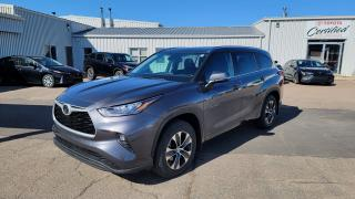 New 2021 Toyota Highlander XLE AWD XLE AWD for sale in Port Hawkesbury, NS