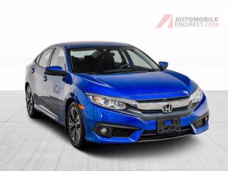Used 2017 Honda Civic EX-T TOIT SIEGES CHAUFFANTS CAMERA DE RE for sale in Île-Perrot, QC