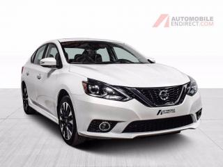 Used 2016 Nissan Sentra SR Auto A/C Mags Toit Caméra Sièges Chauffant for sale in Île-Perrot, QC