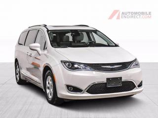 Used 2017 Chrysler Pacifica TOURING L STOW N GO CUIR TOIT PANO MAGS NAV for sale in Île-Perrot, QC