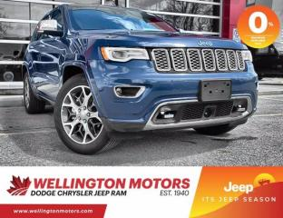 New 2021 Jeep Grand Cherokee Overland for sale in Guelph, ON