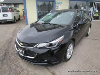 Used 2017 Chevrolet Cruze LIKE NEW LT-HATCH EDITION 5 PASSENGER 1.4L - TURBO.. HEATED SEATS.. BACK-UP CAMERA.. POWER SUNROOF.. BLUETOOTH SYSTEM.. BOSE AUDIO.. for sale in Bradford, ON