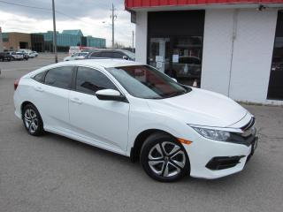 Used 2018 Honda Civic LX 14,995+HST+LIC FEE / CERTIFIED / CLEAN CARFAX REPORT for sale in North York, ON