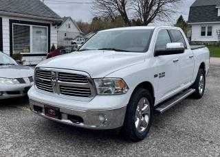 Used 2013 RAM 1500 Big Horn for sale in Tiny, ON