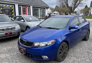Used 2010 Kia Forte SX,SX for sale in Tiny, ON