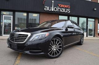 Used 2017 Mercedes-Benz S-Class S550 4MATIC I LWB I NO ACCIDENTS for sale in Concord, ON