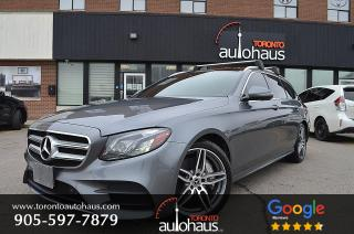 Used 2017 Mercedes-Benz E-Class Wagon E 400 4M WAGON I LOADED I 7 PASSENGER I AWD for sale in Concord, ON