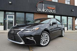 Used 2018 Lexus ES 350 EXECUTIVE PKG I NO ACCIDENTS I WoW for sale in Concord, ON