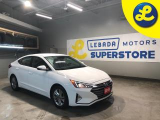 Used 2019 Hyundai Elantra Android Auto and Apple CarPlay * Phone connect * Voice recognition * AM/FM/MP3 Audio System -inc 6 speakers, iPod/USB/auxiliary connectivity, 7.0 inch for sale in Cambridge, ON
