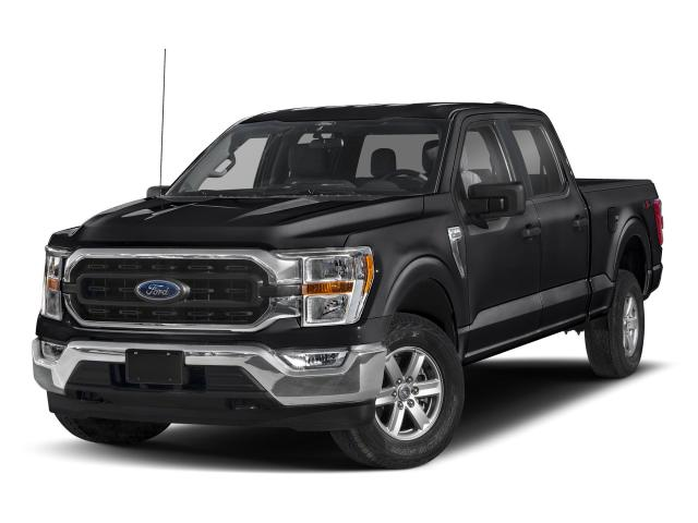 2021 Ford F-150 XLT S CREW