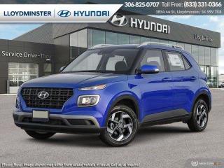 New 2021 Hyundai Venue Trend for sale in Lloydminster, SK