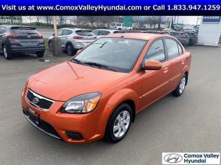 Used 2011 Kia Rio EX at for sale in Courtenay, BC