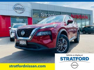 New 2021 Nissan Rogue S AWD for sale in Stratford, ON