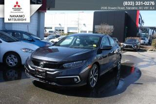 Used 2020 Honda Civic Sedan Touring for sale in Nanaimo, BC