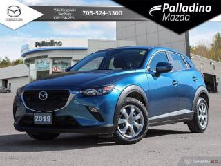 Used 2019 Mazda CX-3 GX - NEW REAR BRAKES - ONE OWNER - NO ACCIDENTS for sale in Sudbury, ON