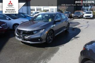 Used 2020 Honda Civic Sedan Sport for sale in Nanaimo, BC