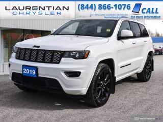 Used 2019 Jeep Grand Cherokee Altitude!!  4WD!!  HEATED SEATS!!  NAVIGATION!! for sale in Sudbury, ON