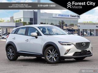 Used 2016 Mazda CX-3 GT for sale in London, ON