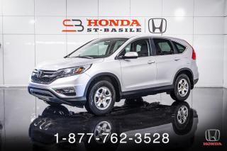 Used 2016 Honda CR-V SE + AWD + A/C + CAMERA + CRUISE + WOW! for sale in St-Basile-le-Grand, QC